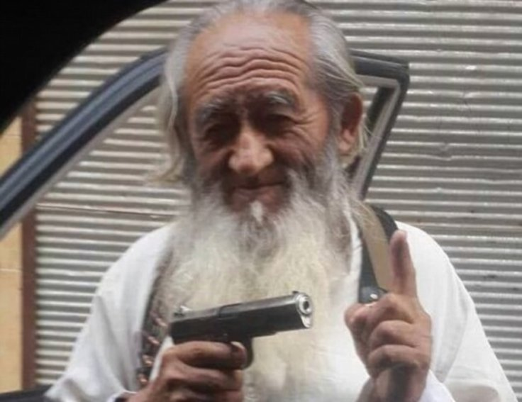 elderly jihadi