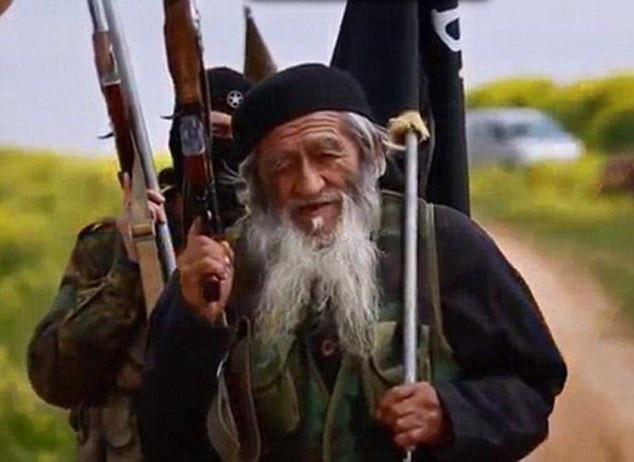 elderly jihadi 1