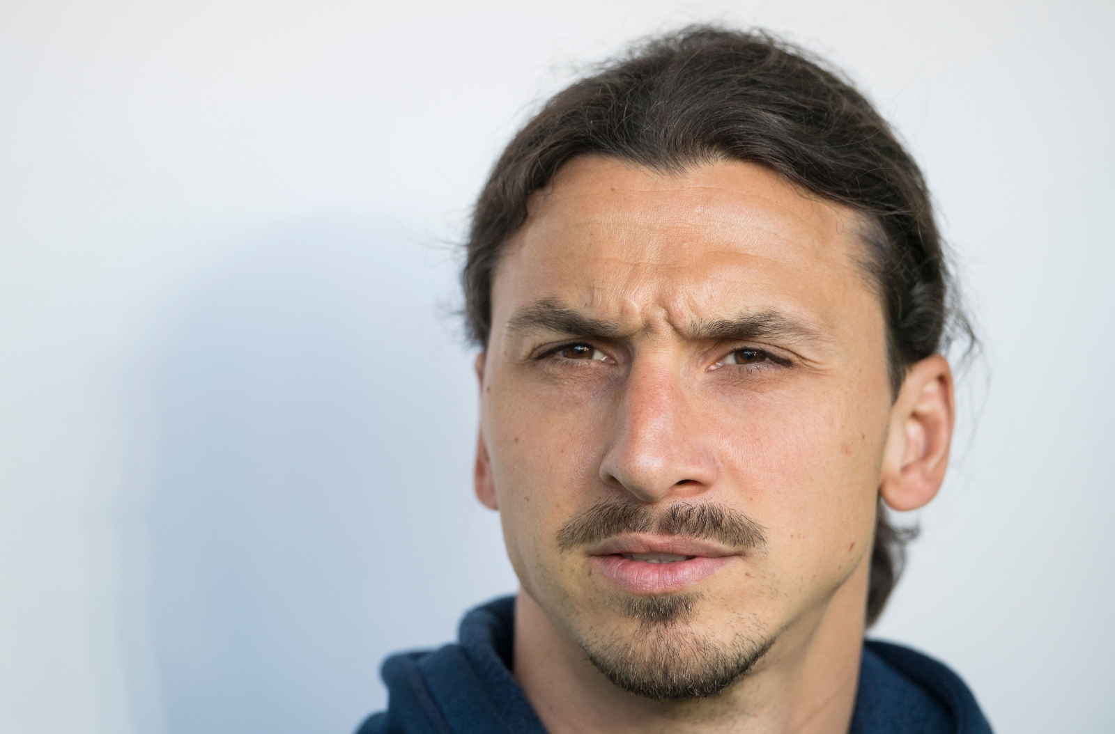 Zlatan Ibrahimovic laughs off rumours of Malmo move amid Manchester