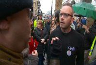 Northampton UKIP clashes