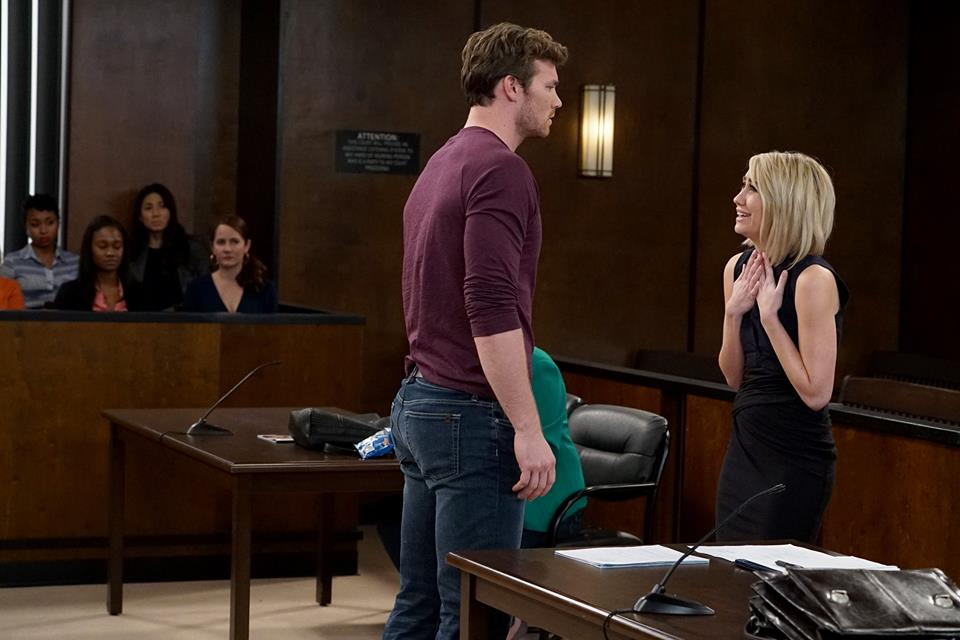 Riley will put danny on quot trial quot in baby daddy season 5 episode 11