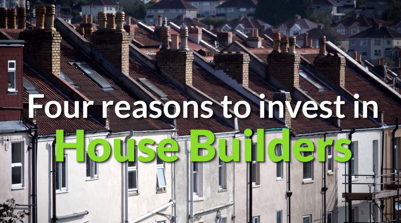 UK house builders