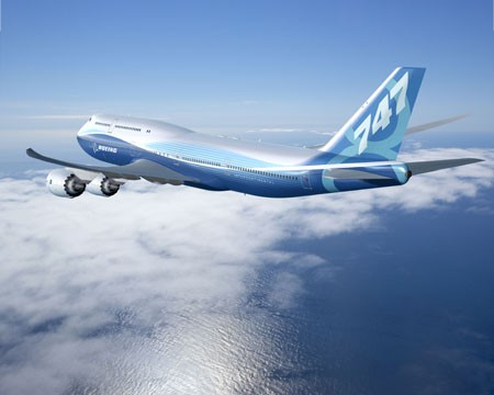 Boeing 747-8 'Intercontinental'