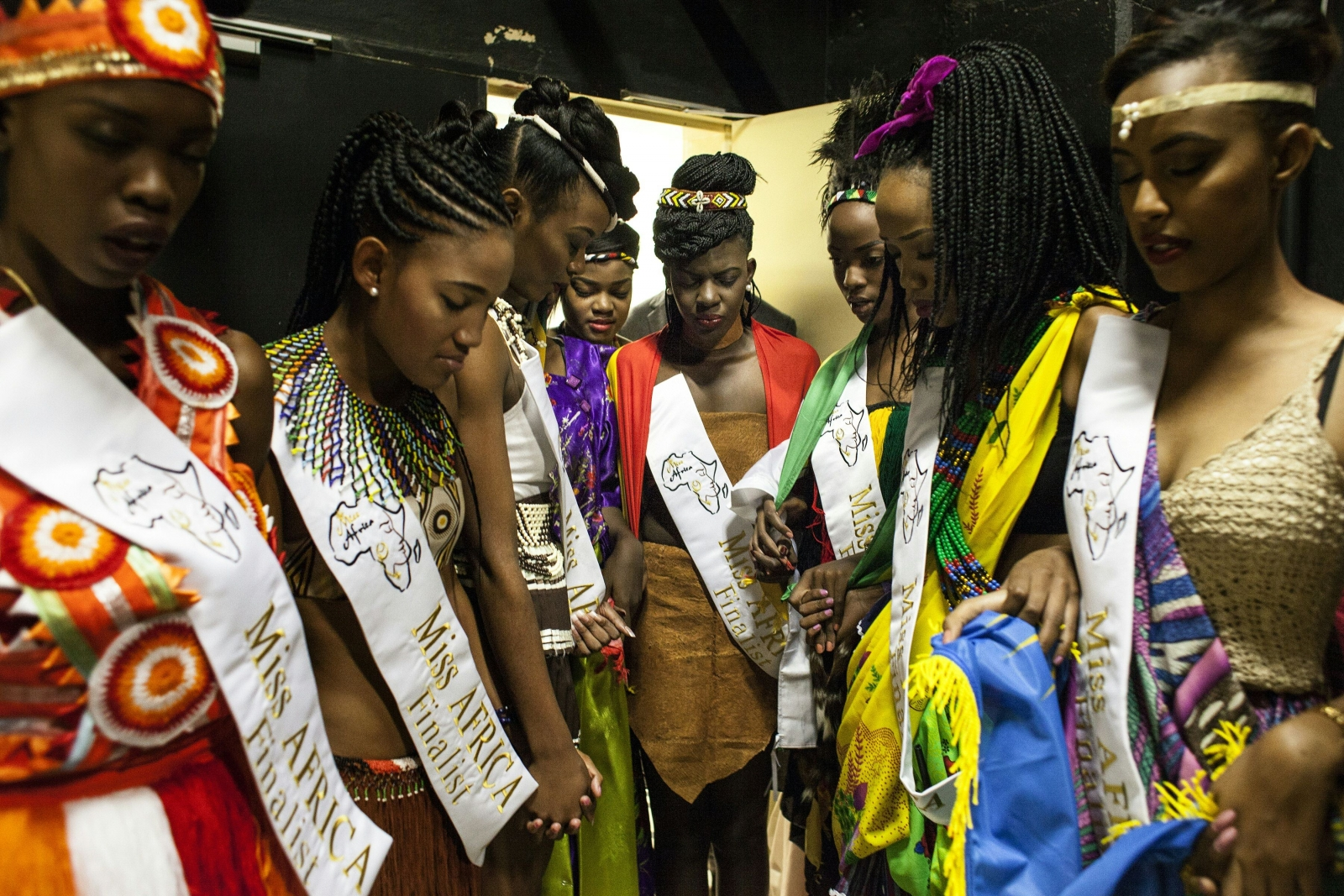 Miss Africa Pageant