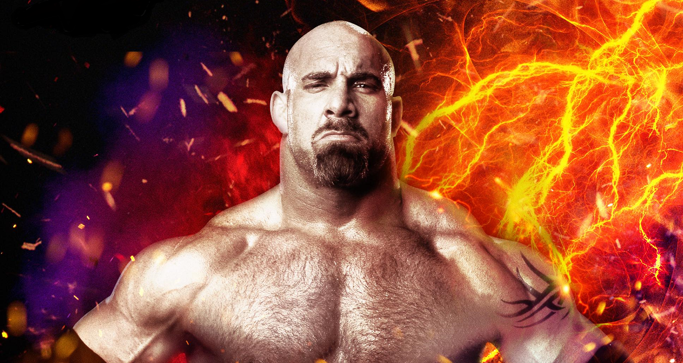 wwe bill goldberg and brock lesnar to square off at