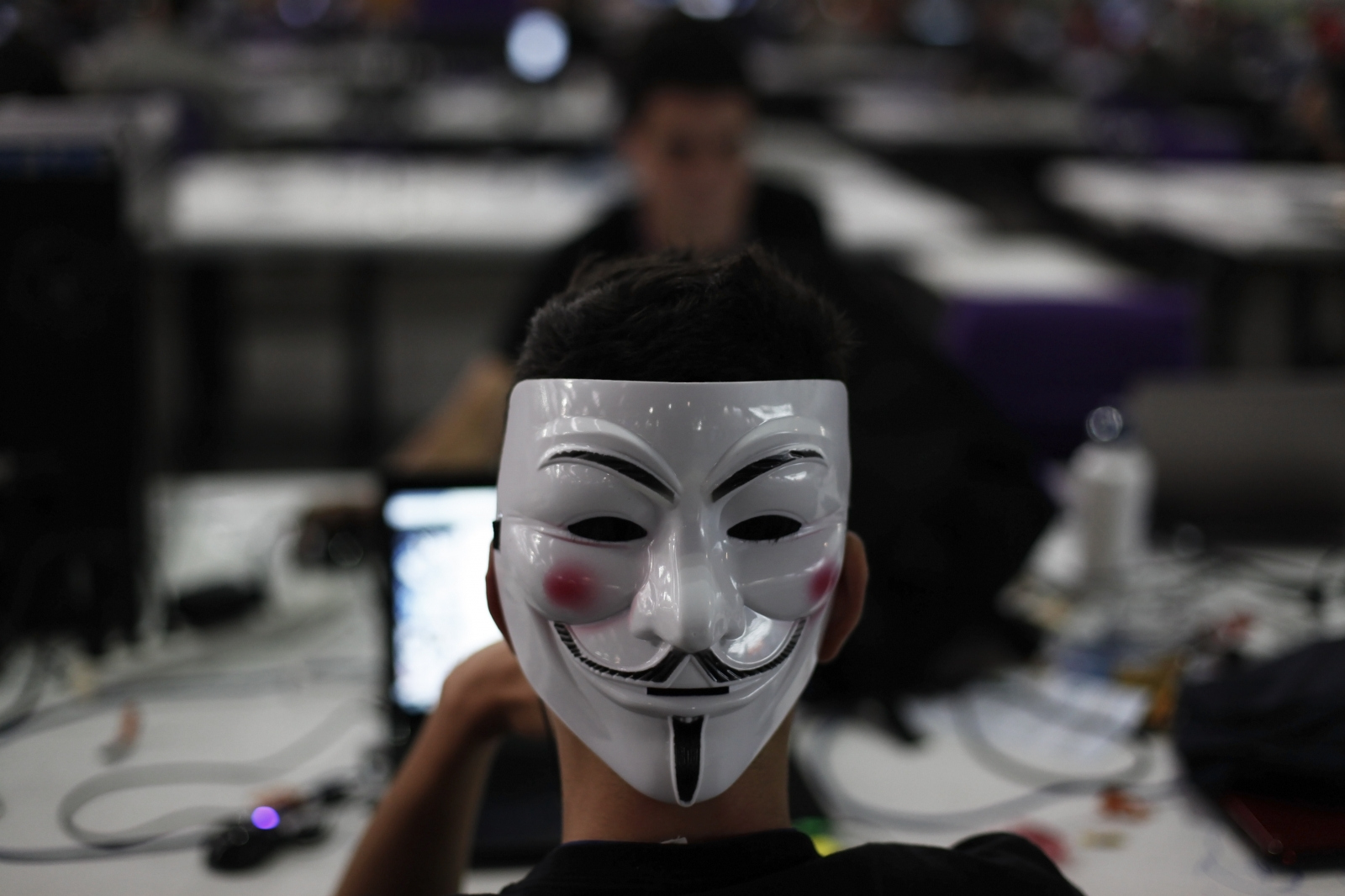 Anonymous: A look into the social dynamics of the hacktivist collective