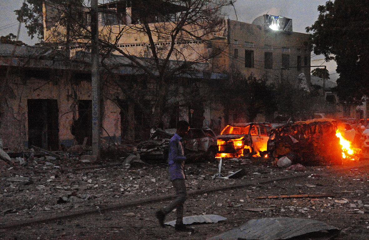 Somalia unrest