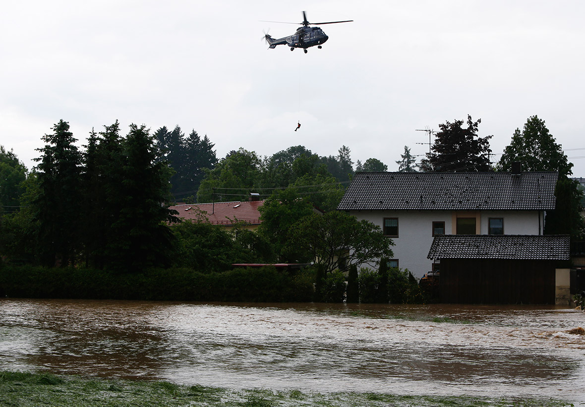 Germany floods