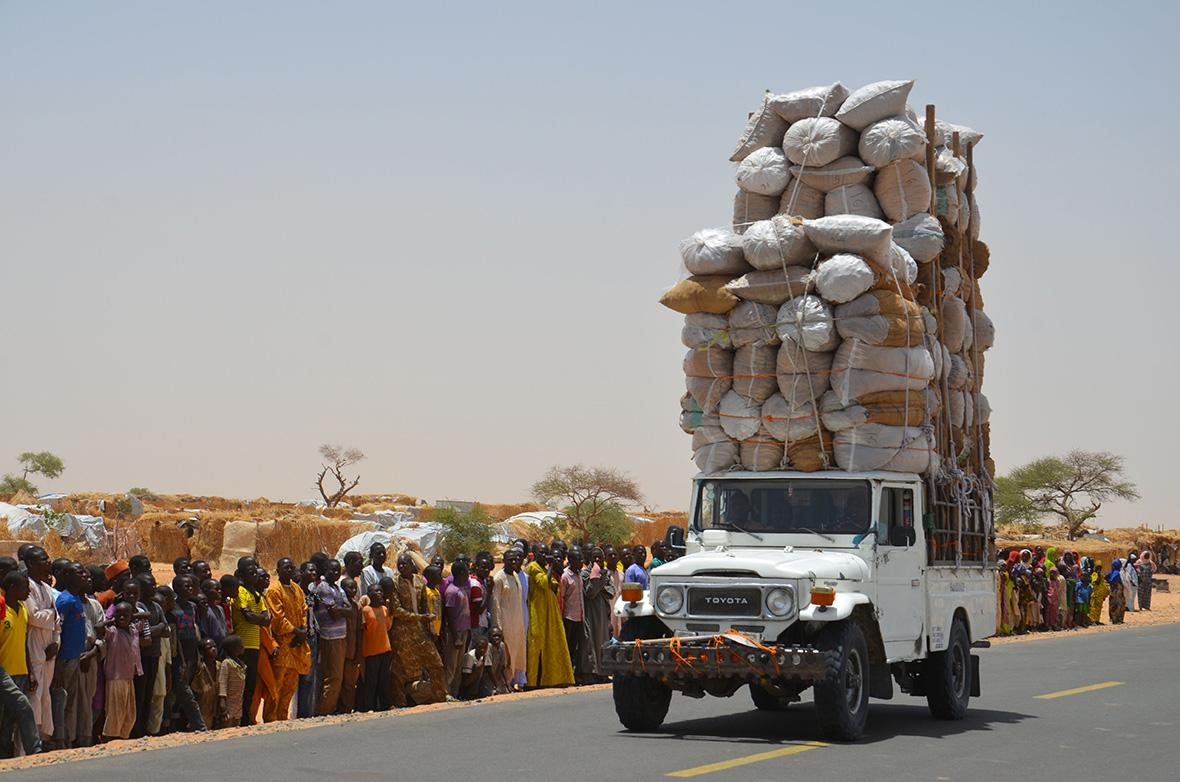 Niger-Nigeria border