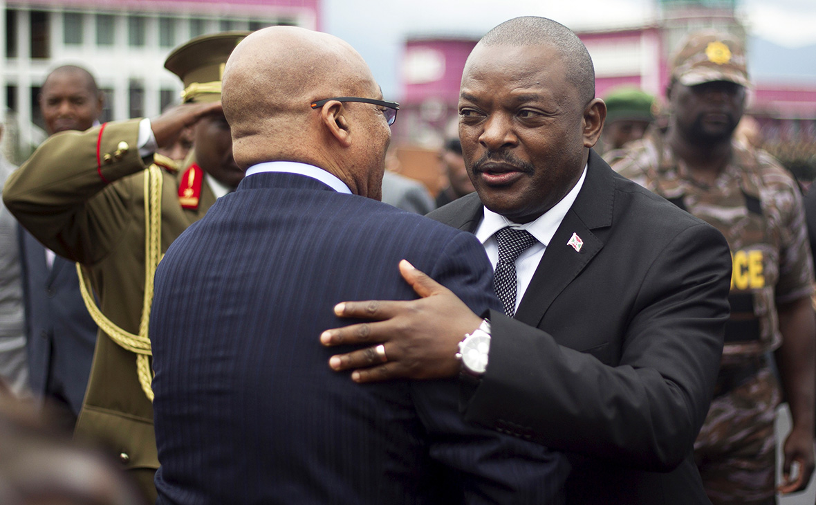 Burundi talks