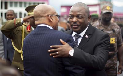 Burundi talks