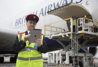 British Airways iPad Apple