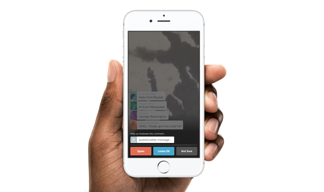 Periscope introduces moderation