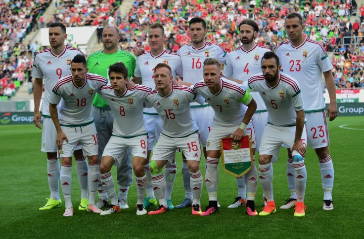 The Hungary side