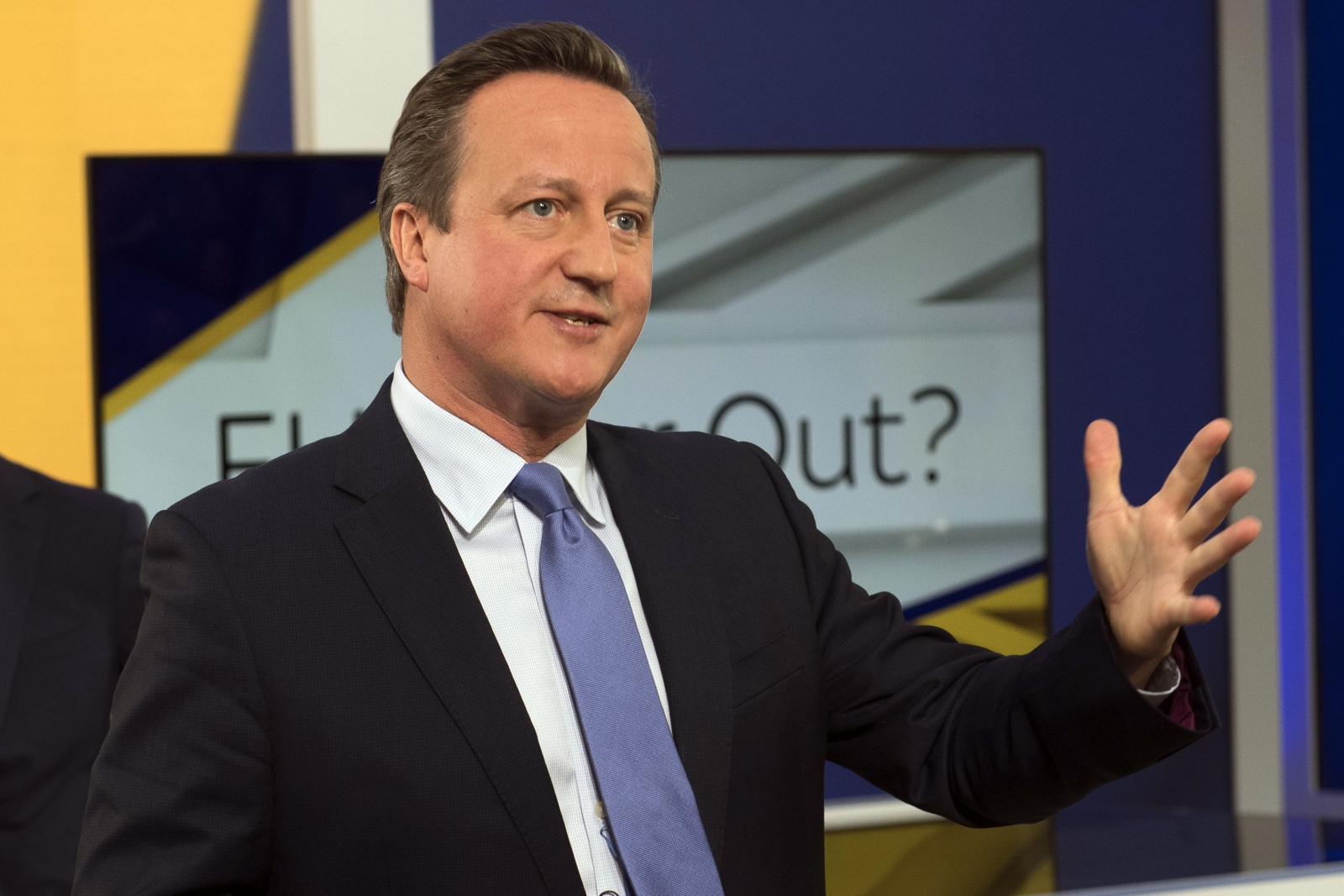 David Cameron ITV EU Referendum Speech