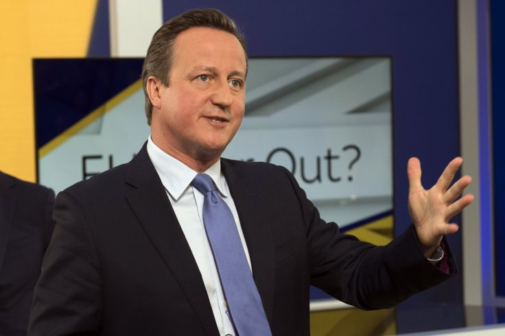 David Cameron ITV EU Referendum Speech
