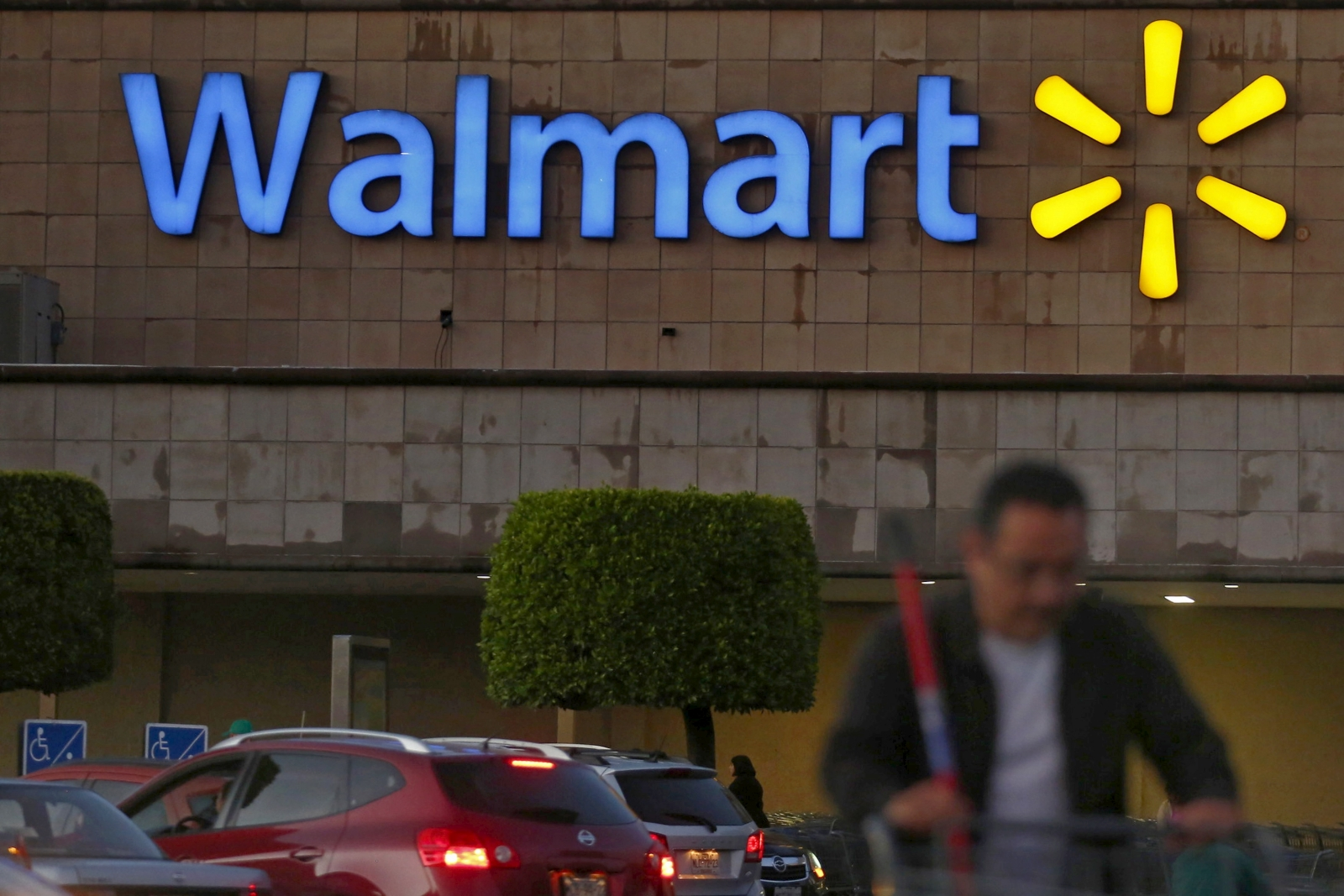 Walmart developing drones
