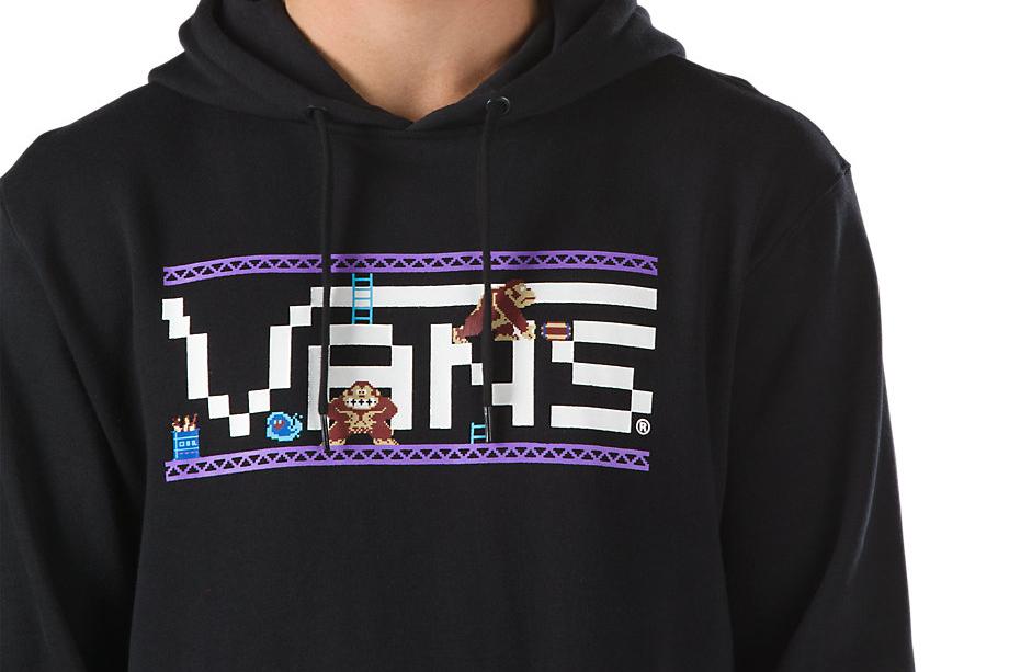 DK hoodie by Vans