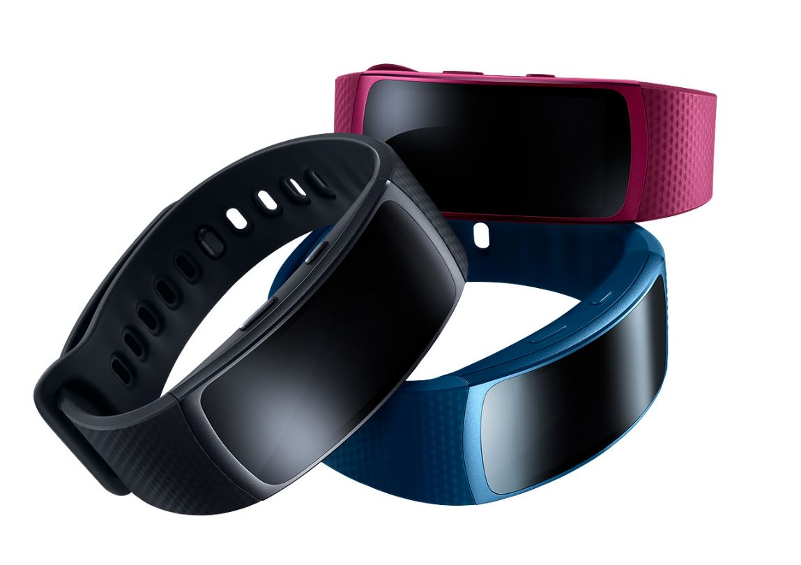 Samsung launches Gear Fit 2