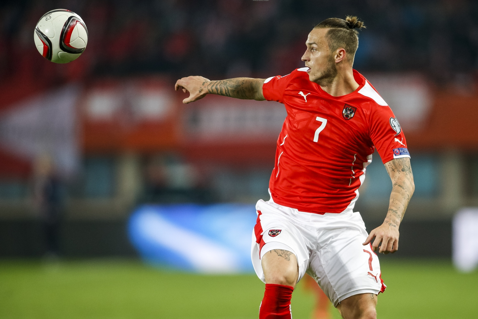 Euro 2016 player to watch: Marko Arnautovic - Revitalised ...