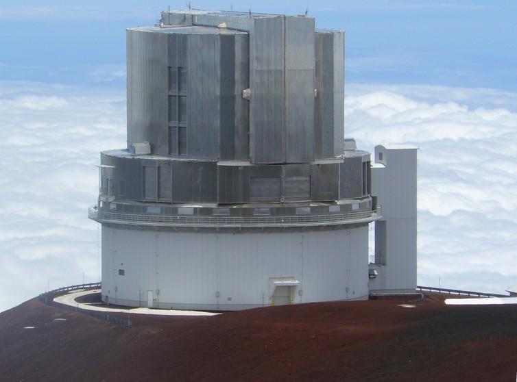 Mauna Kea's Subaru