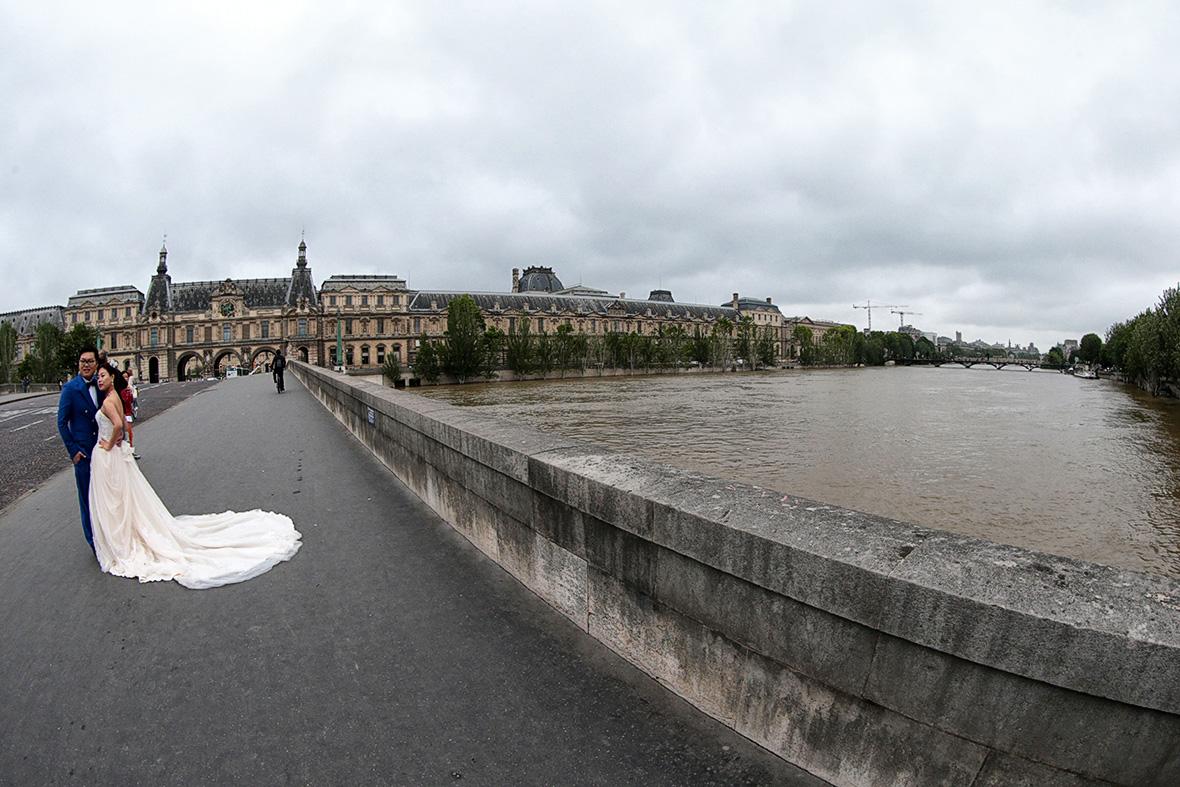 Paris floods