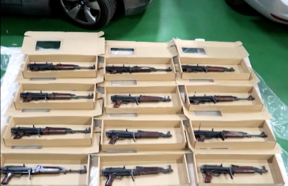 UK's biggest gun smuggler
