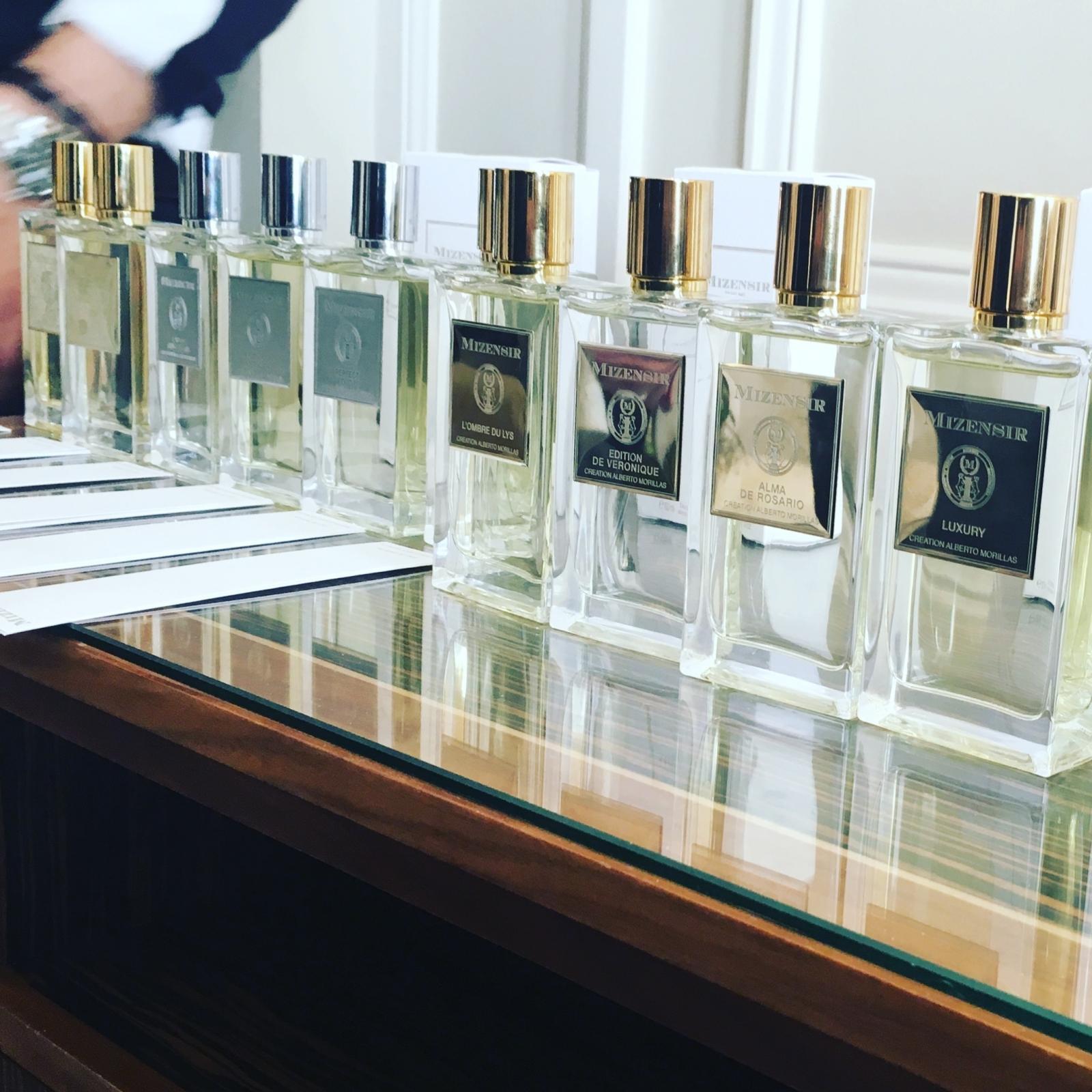 Alberto morrilas perfumer