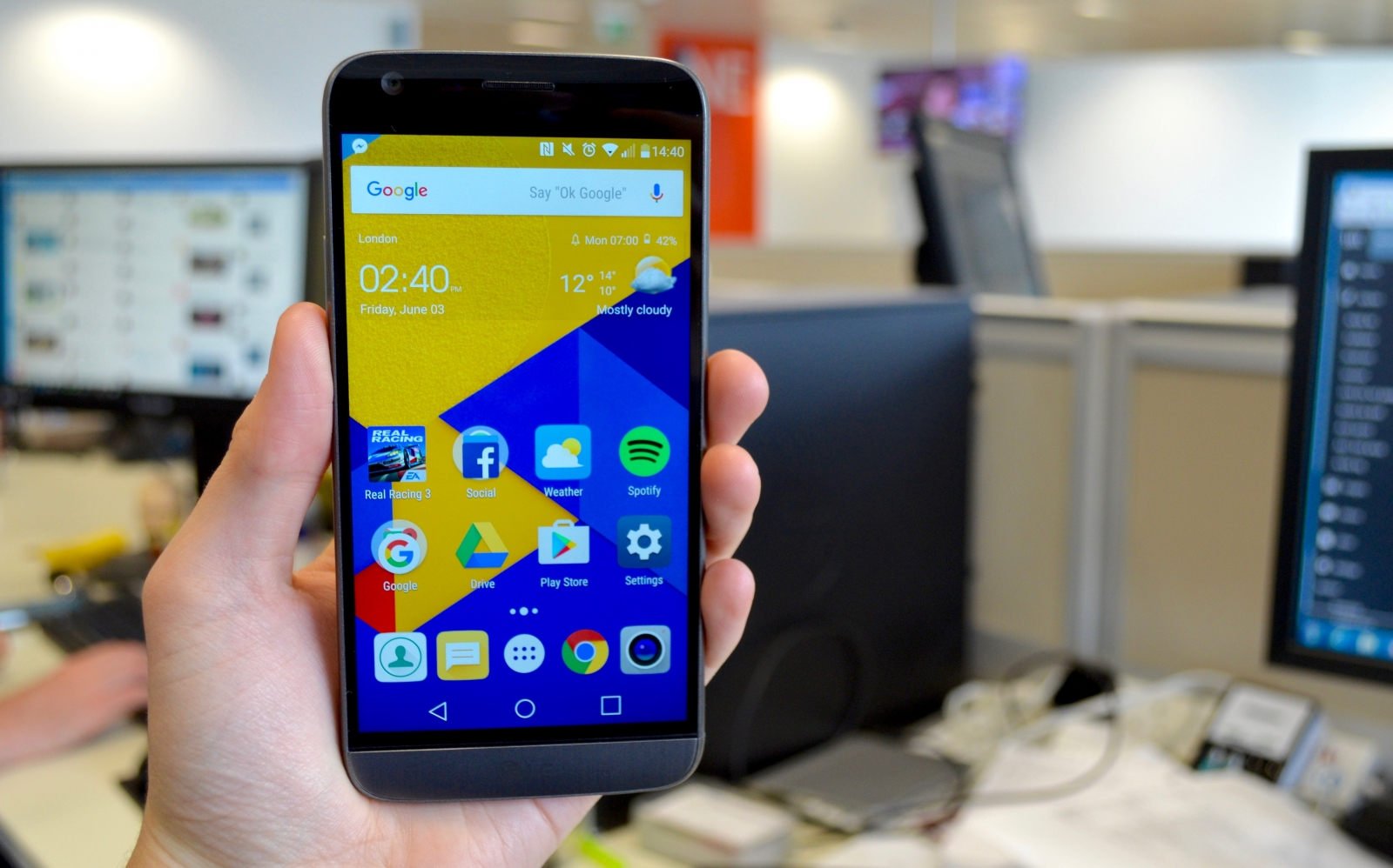 LG G5 review: Is this the modular phone we've all been ...