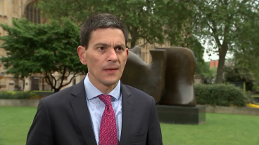 David Miliband defends Prime Minister's performance in EU referendum debate