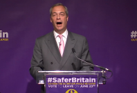 Nigel Farage: Immigration focus is turning point in campaign