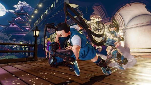 Street Fighter 5 Ibuki