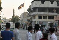 Isis capital of Raqqa