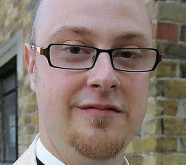 Reverend Gareth Jones