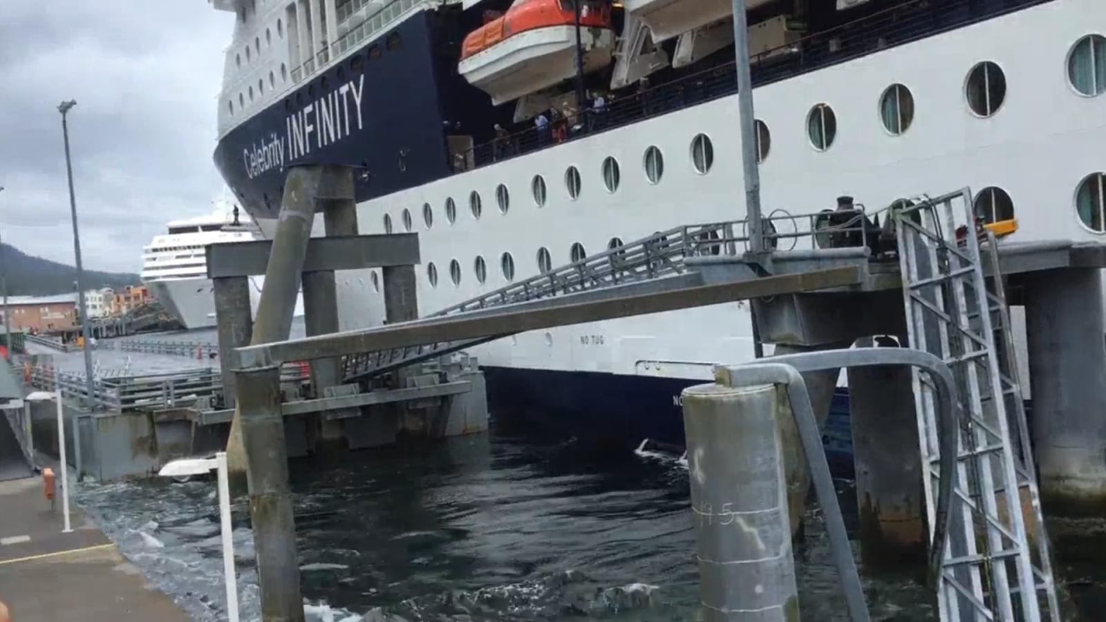 Cruise ship Infinity