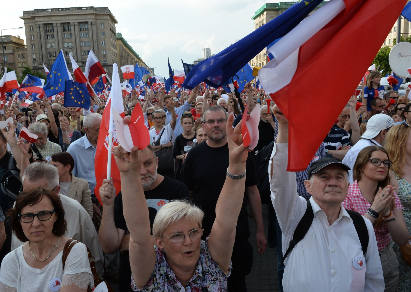 Warsaw Protests
