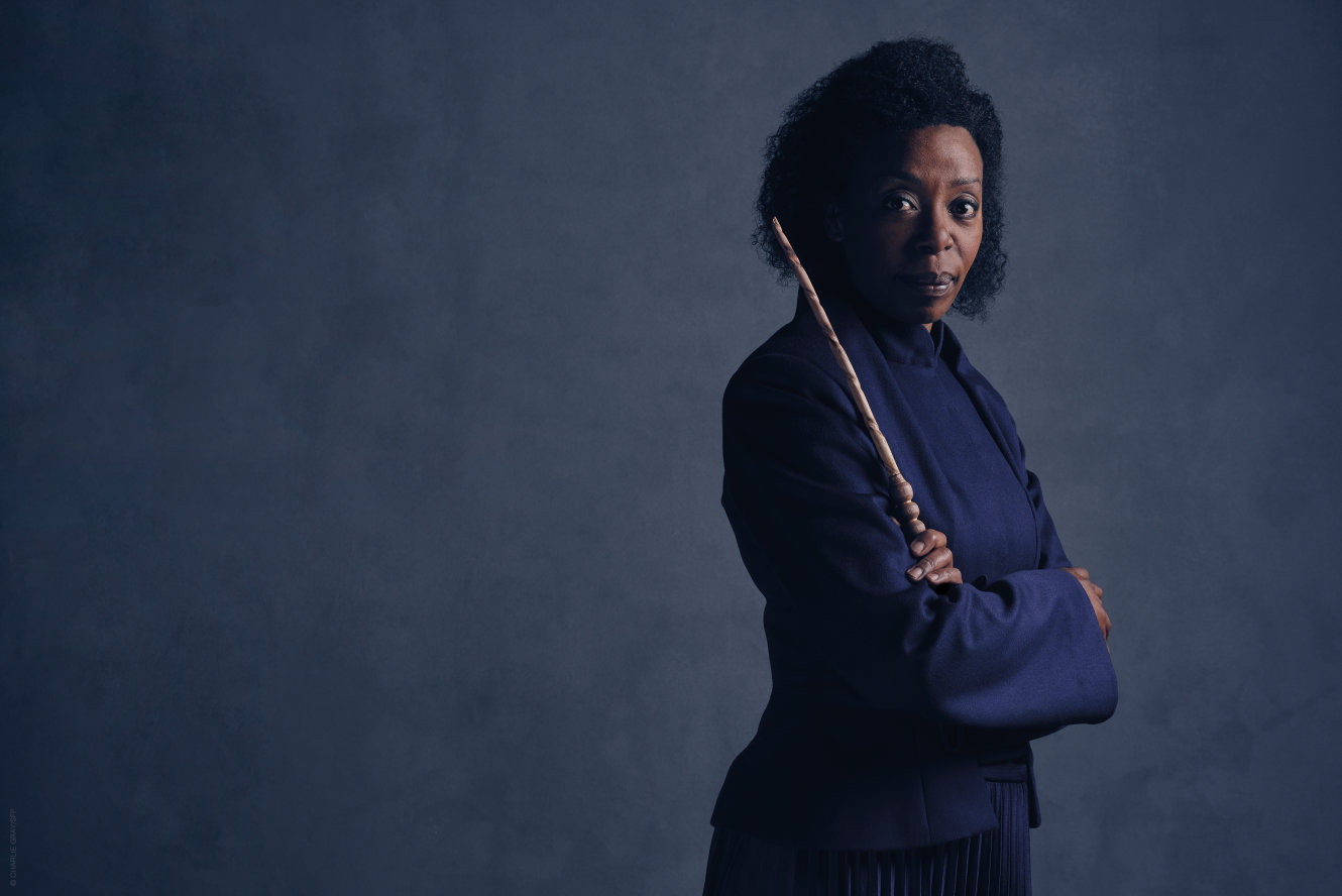 Noma Dumezweni cast as Hermione in Harry Potter and the Cursed Child