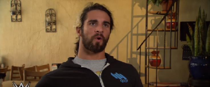 Seth Rollins talks about breaking John Cena's nose and how