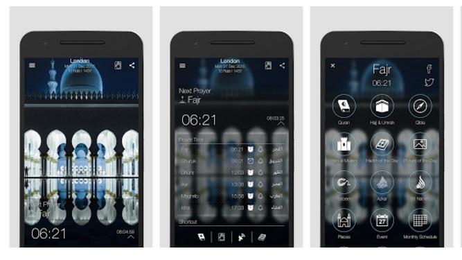 Athan pro app