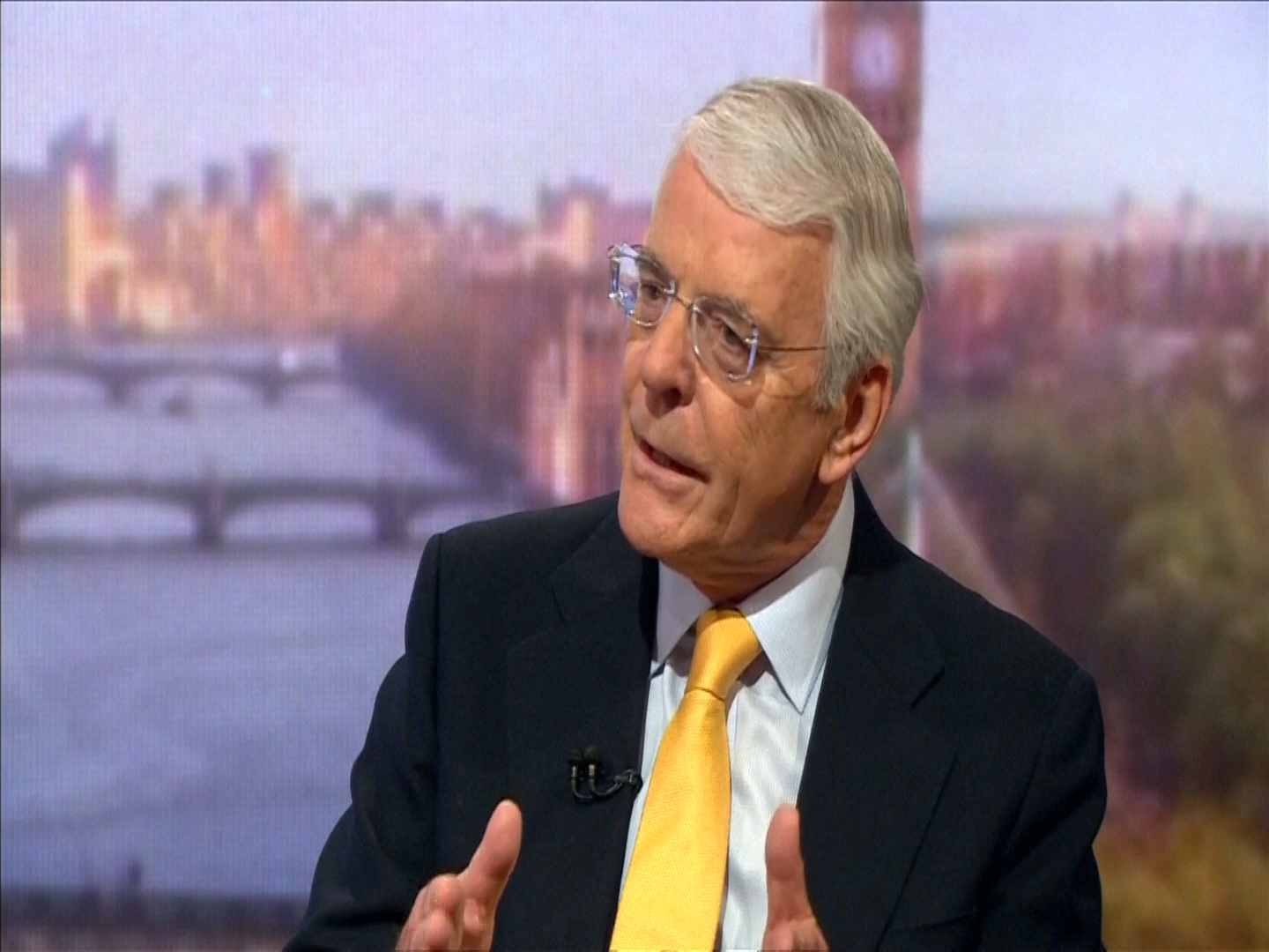 Ex-PM John Major on Brexit campaign