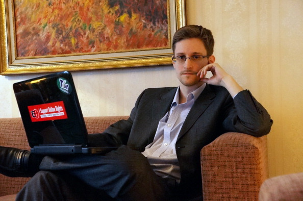 Edward Snowden says Japan vulnerable to mass surveillance conducted by US government