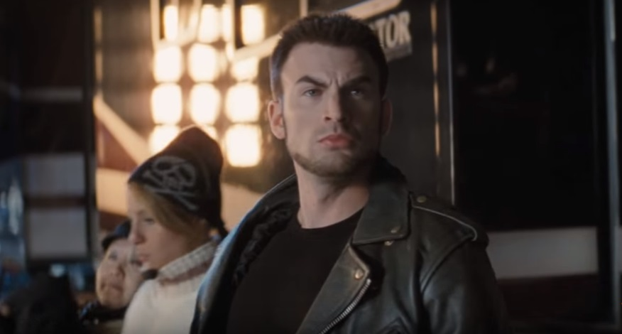Chris Evans Scott Pilgrim vs The World