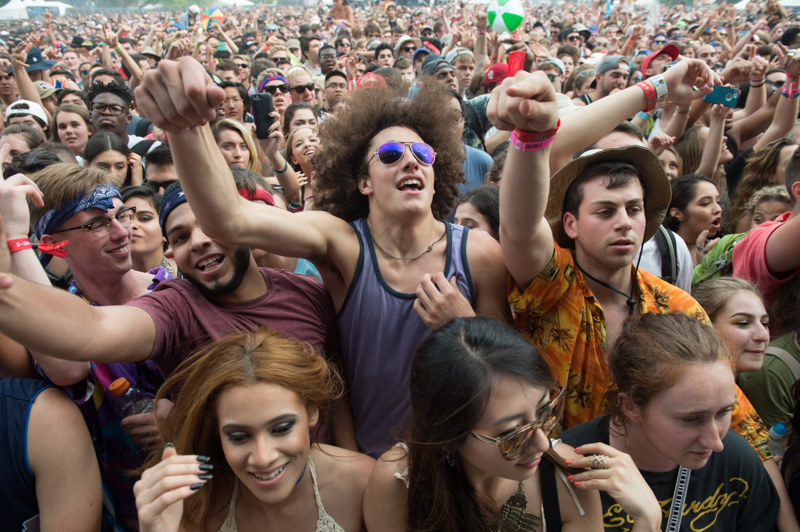V Festival 2016 Guide Line Up For Chelmsford And