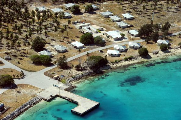 Marshall islands radiation