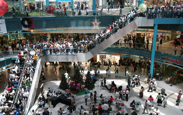 South Africa mall