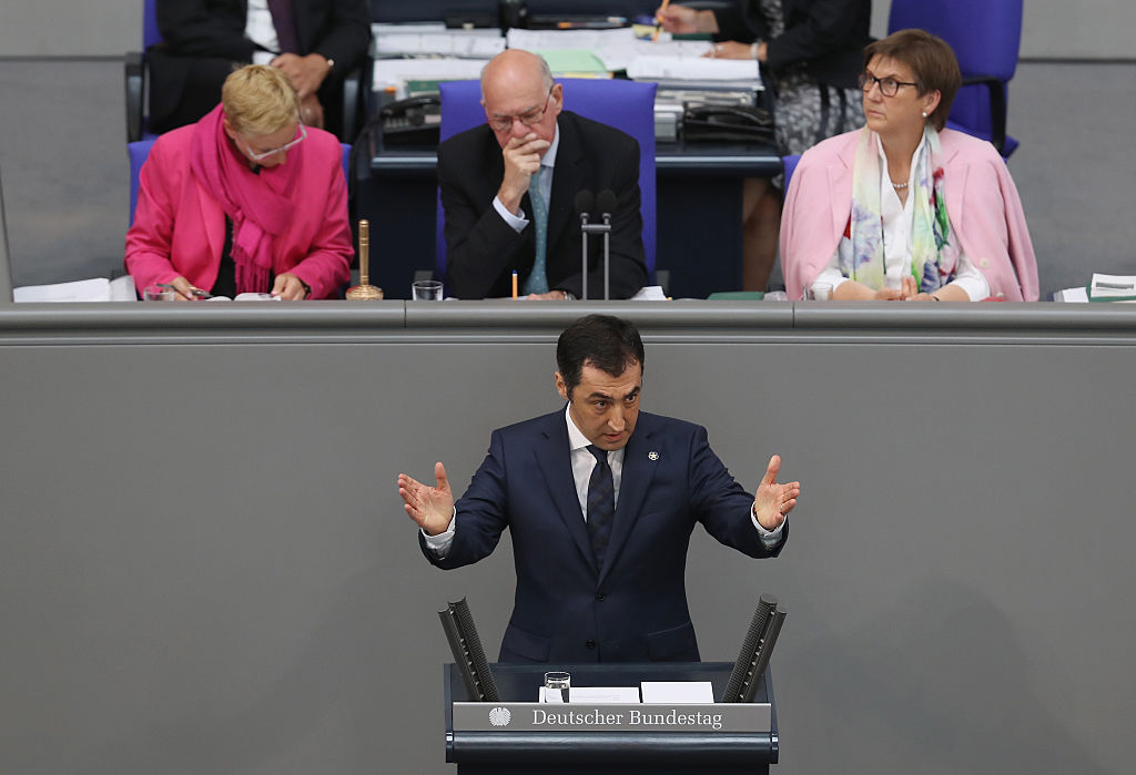 German MP Cez Oezdemir