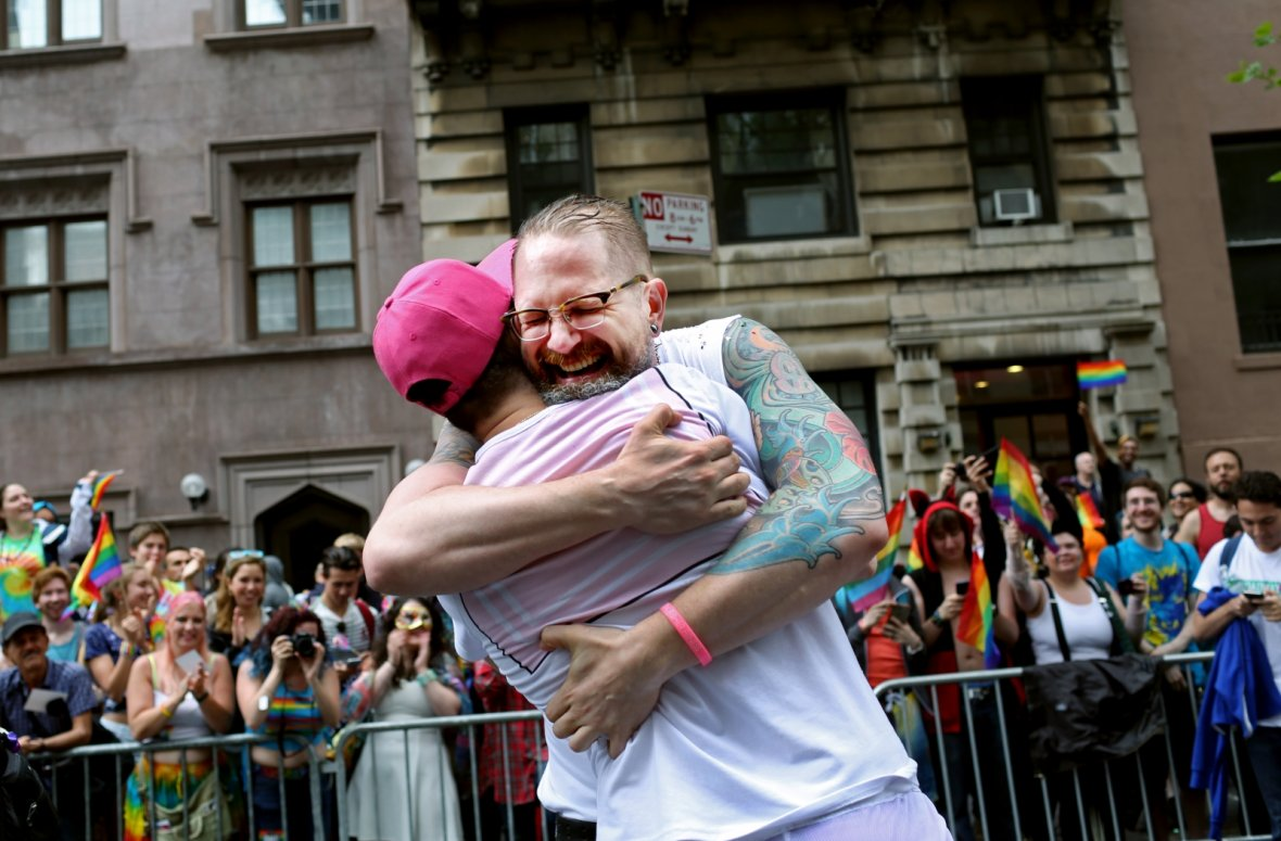 New York LGBT pride