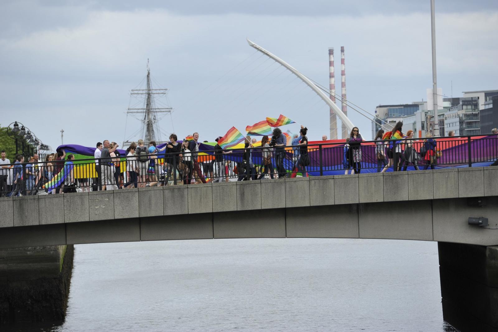 Gay Pride Dublin