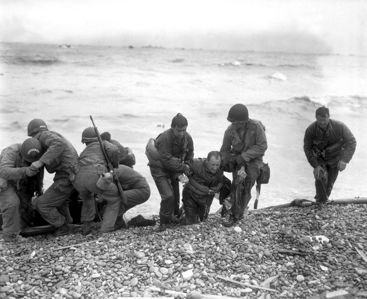 D-Day landings Normandy 1944