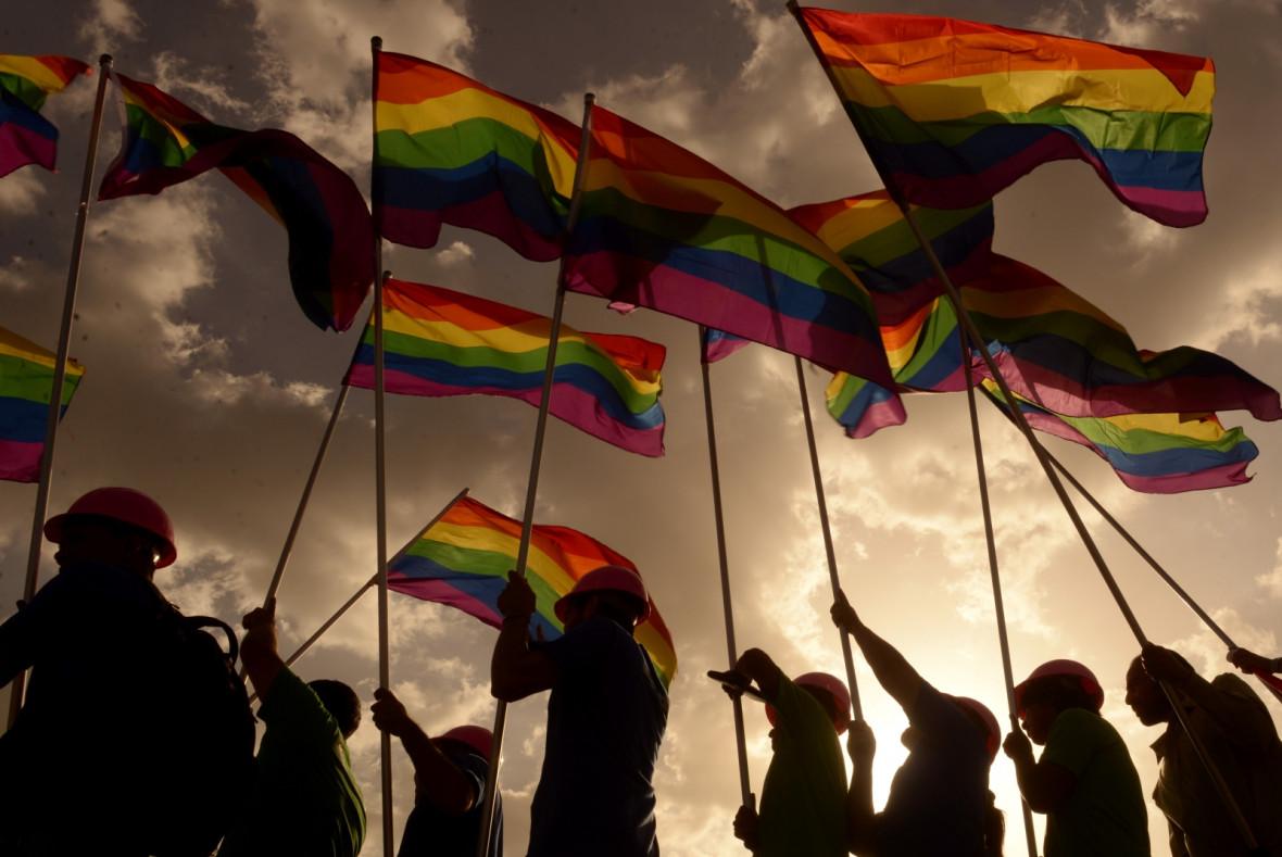 LGBT pride El Salvador